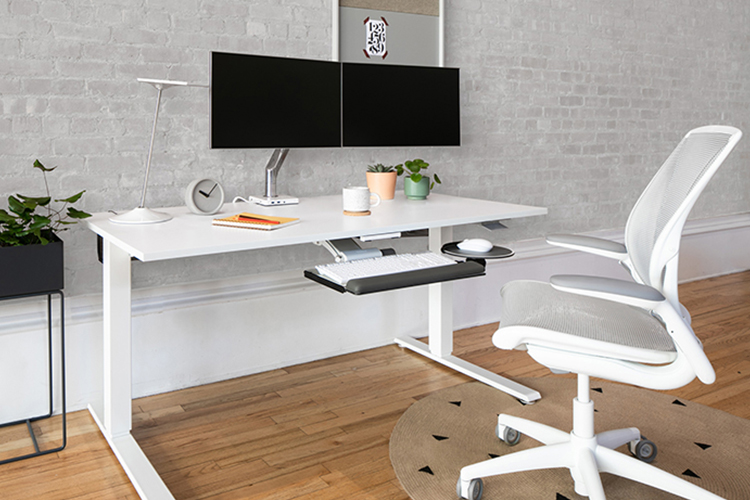 Your step by step guide to a perfect workstation.
