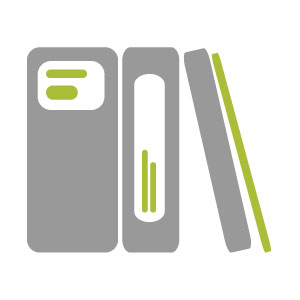 Download Library Icon