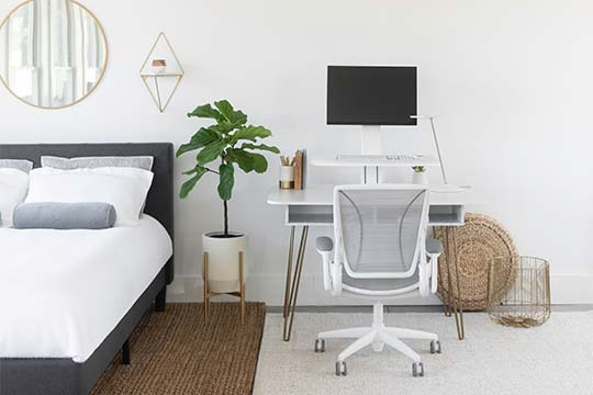 Hindsight is 2020: 5 Ways to Make Your Home Office  More Comfortable in 2021