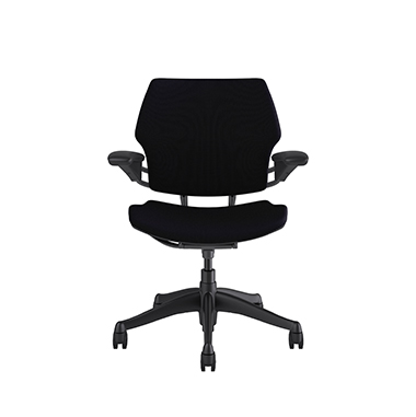 Freedom Task Chair, Corde 4 Black Picture 2