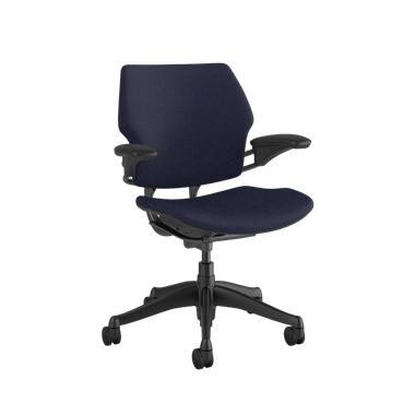 Freedom Task Chair, Fourtis Navy