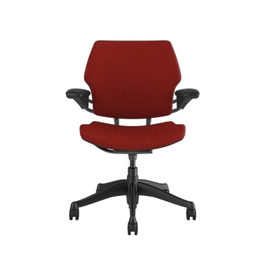 Freedom Task Chair, Fourtis Winterberry Picture 2