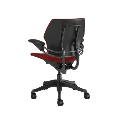 Freedom Task Chair, Fourtis Winterberry Picture 3