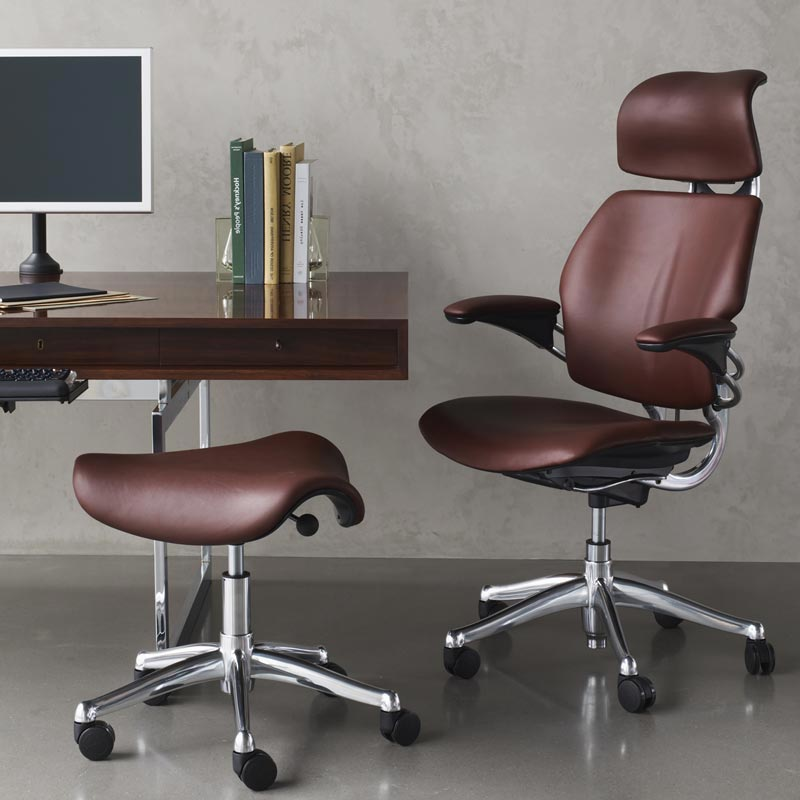 Humanscale Pony Stool for Office