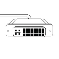 DVI-D Cable Set - Right Side