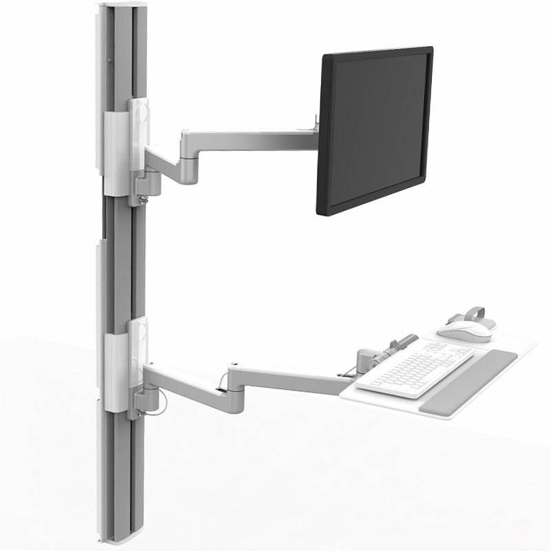 Humanscale Product: V/Flex Wall Station